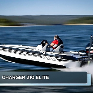 Charger 210 Elite – Boat Test - YouTube